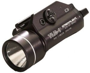 Streamlight TLR1S Review : Flashlight for Your Darkness