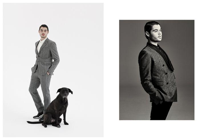 Robert Cavalli, social & designer (son of Roberto Cavalli, designer and owner of the Cavalli fashion brand)