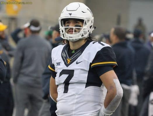 Will Grier To Travel; Backup QB Plans Set