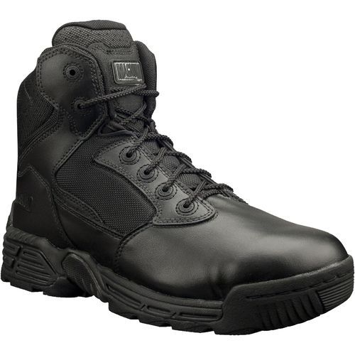 9be0aa5b7da Magnum Boots Men's Stealth Force 6.0 Side Zip Boots (Black, Size 15 ...