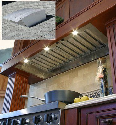 Merveilleux Kitchen Hood Exhaust Fan