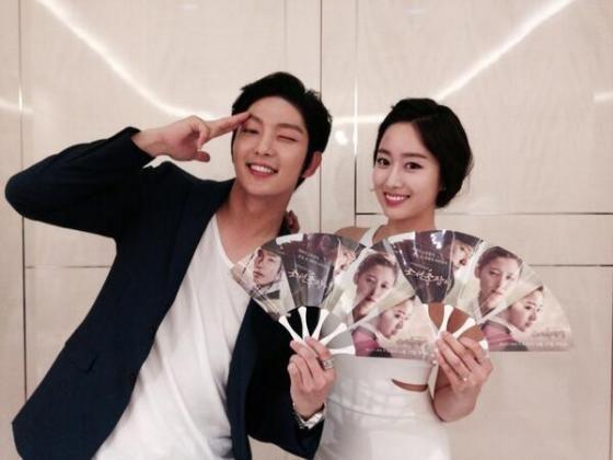 Lee Jun Ki and Jeon Hye Bin Swept Up in Dating Rumors, Agency Responds | Soompi