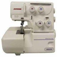 Janome OverLock 8002D