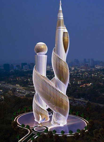 ninaezblog: Chess towers-Dubai     Проект Шахматных пар в Дубаи       King and Queen Royal Chess towers- proposal for Dubai   (via forkingandempire)