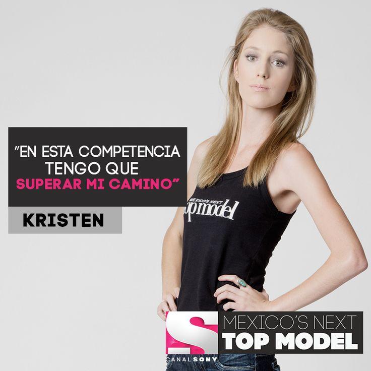 Mexico's Next Top Model 5 - Kristen