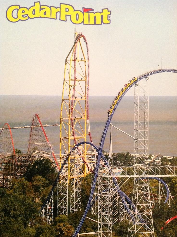 Cedar Point ~ Sandusky, Ohio