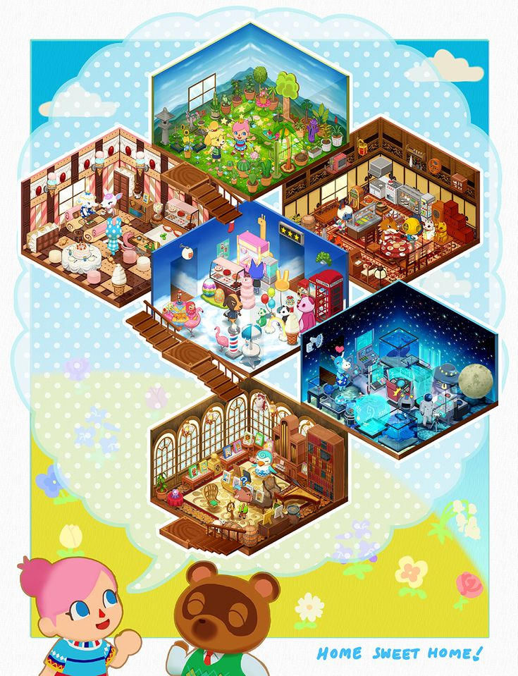 My acnl home these will be available as prints new for Modern house acnl
