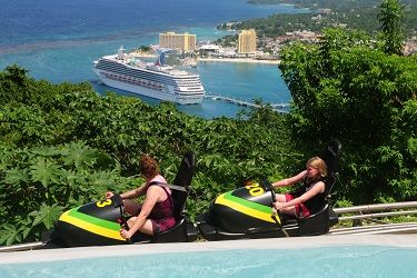 Jamaica Excursions - Mystic Mountain Ocho Rios Attractions and Things to Do in Jamaica | Rainforest Adventures