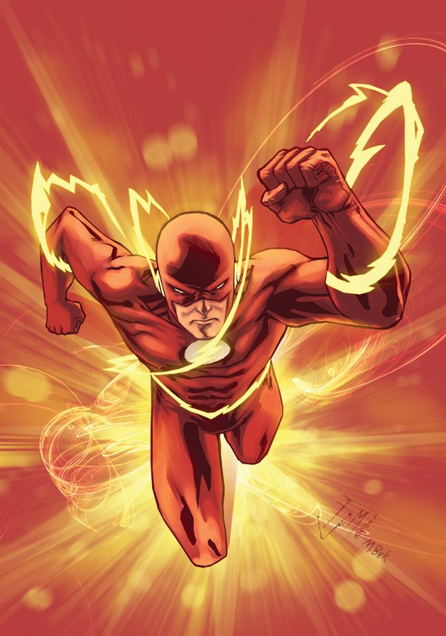 the flash by *MBirkhofer on deviantART