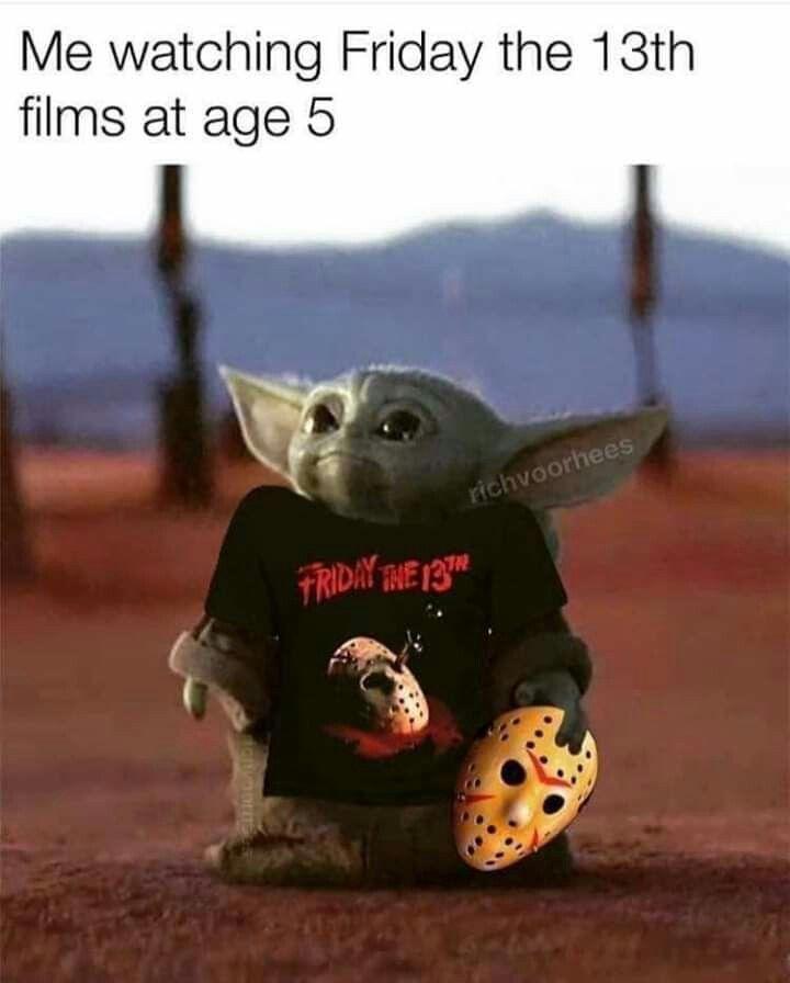 Pin by Janet Crawford on Baby Yoda in 2020   Yoda meme ...