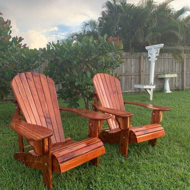 Adirondack Rocking Chair Plans Dwg Files For Cnc Machines In