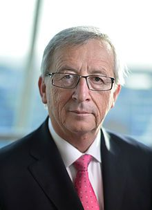 Jean-Claude #Juncker  born 9 December 1954) is a Luxembourgish politician who has been President of the European Commission, #PEC the executive branch of the European Union (#EU), since 2014. Previously Juncker was Prime Minister of Luxembourg from 1995 to 2013, as well as Minister for Finances from 1989 to 2009.