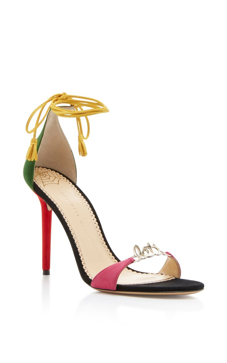 Chaussures - Sandales Post Orteils Charlotte Olympia kDTwQe0k5g
