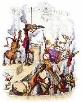 Queen 'Innuendo' violins