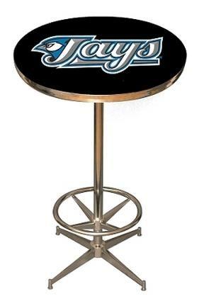 Toronto Blue Jays MLB Licensed Pub Table from Imperial International