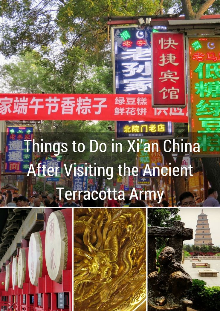 Things to Do in Xi'an China After Visiting the Ancient Terracotta Army | Sidewalk Safari