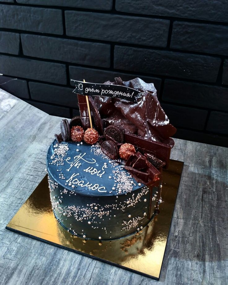 Follow us @big_berry_kiev Men's cake