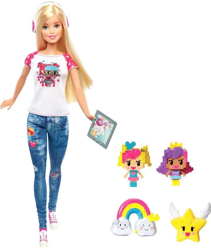 Mattel Barbie Video Game Hero