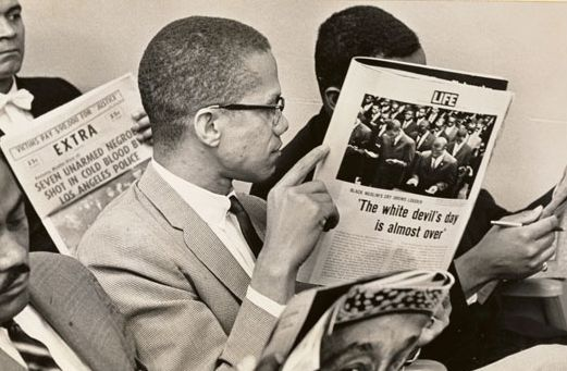 Robert Flora, Malcolm X Los Angeles, May 28, 1963 (United Press International)