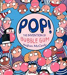 Our science fun this week was inspired by the nonfiction picture book Pop!: The Invention of Bubble Gum by Meghan McCarthy. Kids will enjoy the lively story of how accountant Walter Diemer started …