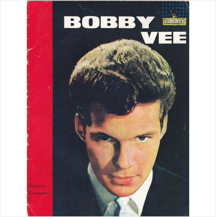 The Bobby Vee Show with Billy Burden & the Ravens on eBid United Kingdom