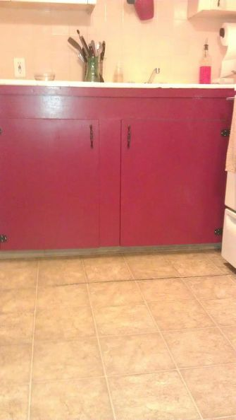 Granite Countertop Plywood ~ Ideas about painting tile countertops on pinterest