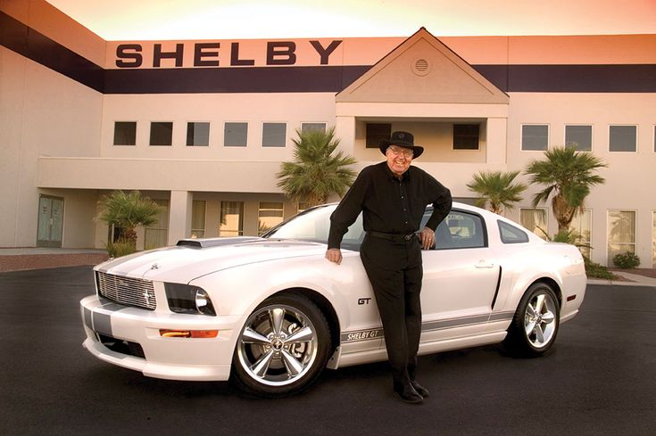 Carroll Shelby: The Myth and the Man | Tahoe Quarterly