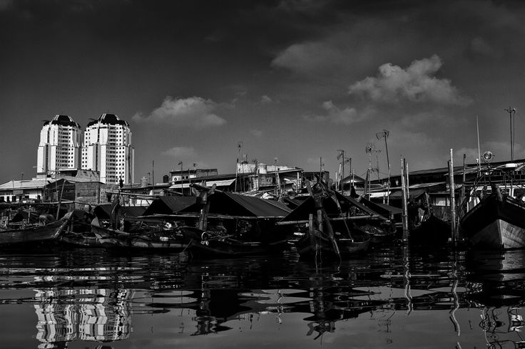 Jakarta's old harbour by very daendels on 500px