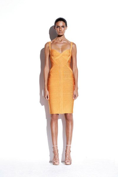 Hervé Léger by Max Azria Resort 2010 Collection - Vogue