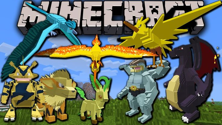 Pokémon Mod Gets Pulled from Minecraft, Official Pack Coming?: A popular Pokémon mod for Minecraft is no longer in development after a…