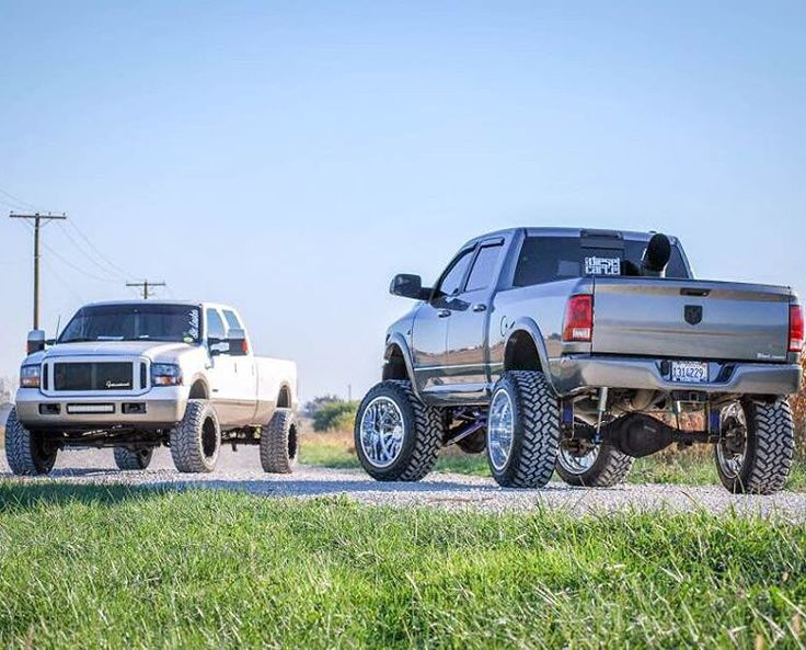 Dodge or Ford?