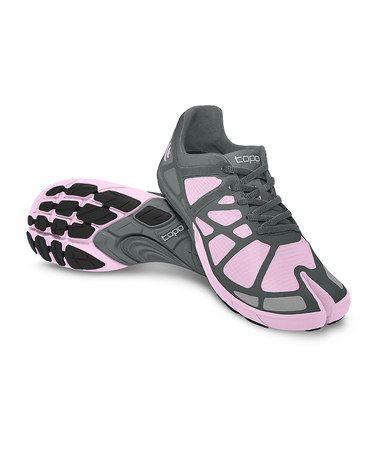 Another great find on #zulily! Pink & Gray RT Cross-Training Shoe