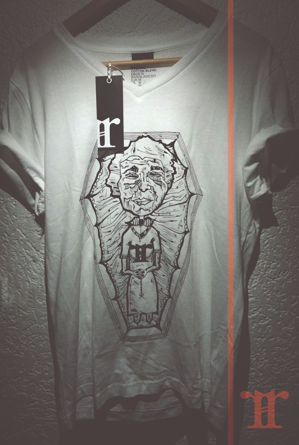 grandmothe.rare. in tshirt /new collection/