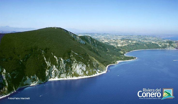 Mount Conero regional park, Le Marche, Italy