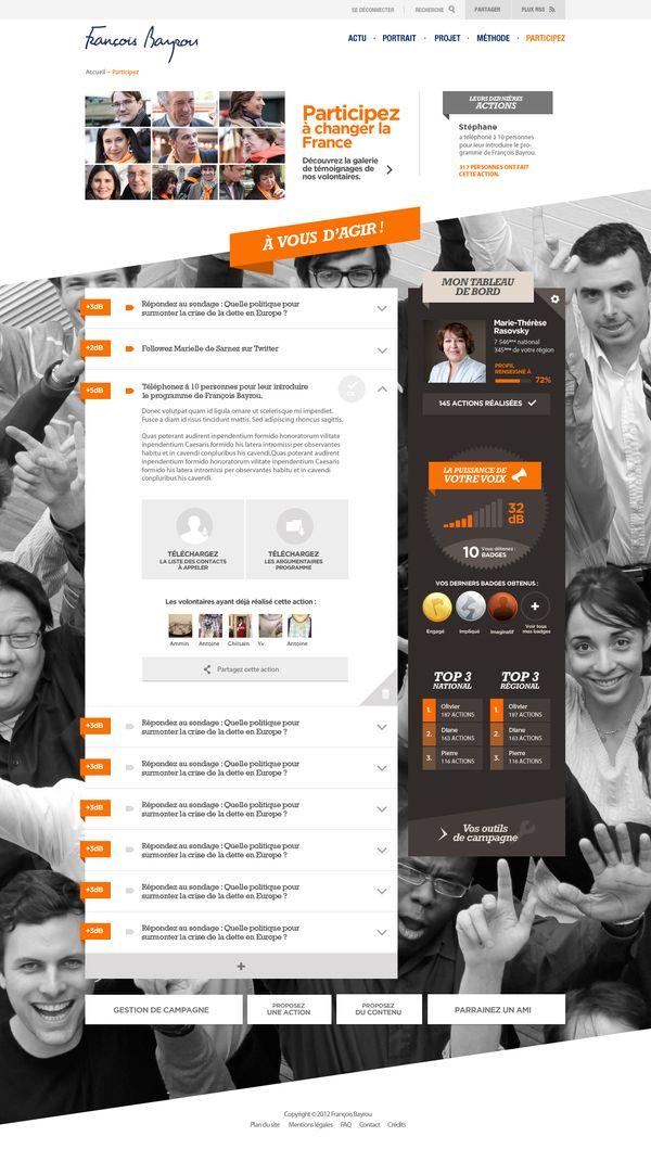 Awesome! | Web design  Website design layout. Inspirational UX/UI design sample.  Visit us at: www.sodapopmedia.com #WebDesign #UX #UI #WebPageLayout #DigitalDesign #Web #Website #Design #Layout