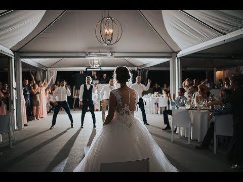 U Tube Wedding Dances.Epic Groomsmen Dance Suprise For The Bride Amazing Wedding 2017