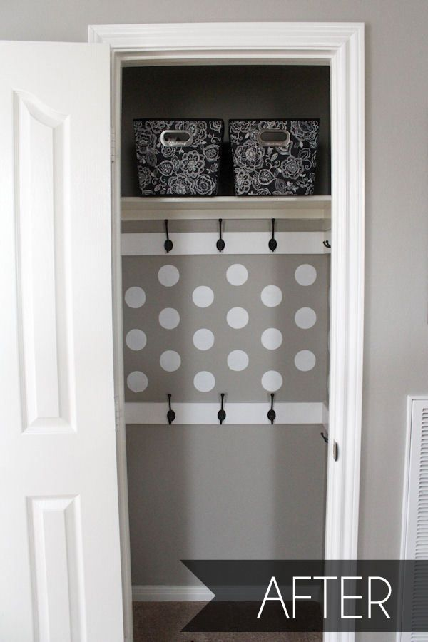 Organized And Functional Closet Makeover Tutorial On