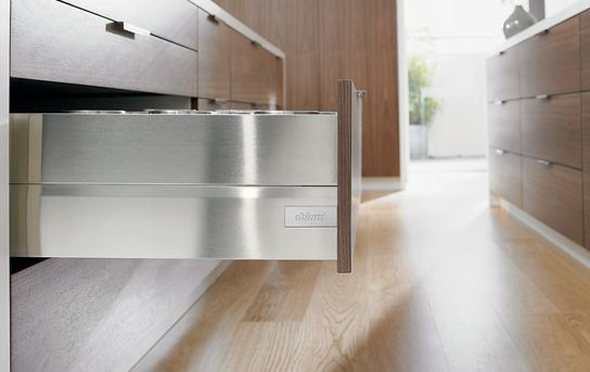 Blum S Tandembox Intivo Metal Drawer System Kitchen