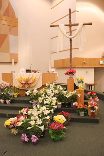 Holy Week Worship Services (we have a new 5th Easter Sunday service) ~ April 8