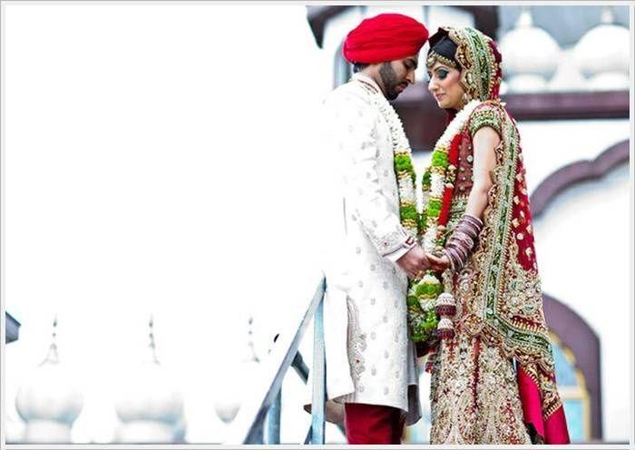 сикхская свадьба
