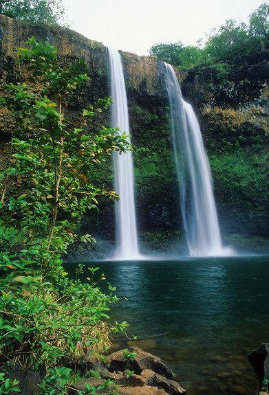 Wailua Falls- Kaui, Hawaii