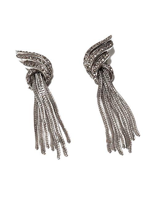 Sparkling Wing Earrings