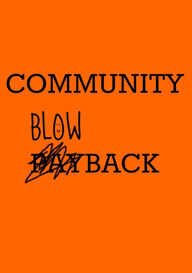 Misfits Community Blowback yes