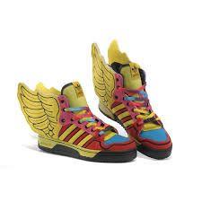 colorful shoes - Google zoeken. Huevos RevueltosZapatosJeremy ScottL'wren  ScottZapatos De BebéAzulAmarilloZapatos De MujerZapatos De Hombres
