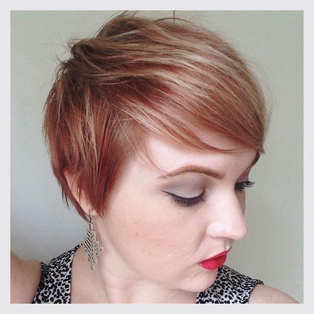 Best 25+ Edgy Pixie Haircuts Ideas On Pinterest