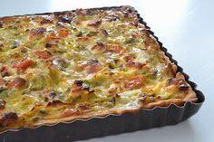 Deze preitaart stond onlangs op de blog van Caroline (carolinebrouwer.blogspot.nl). Omdat wij graag een quiche eten in het weekend en ik ...
