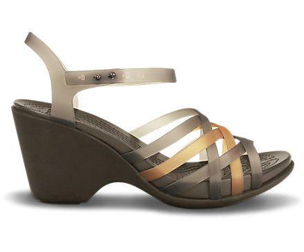 dd884d4add0473 Crocs Women s Huarache Sandal Wedge