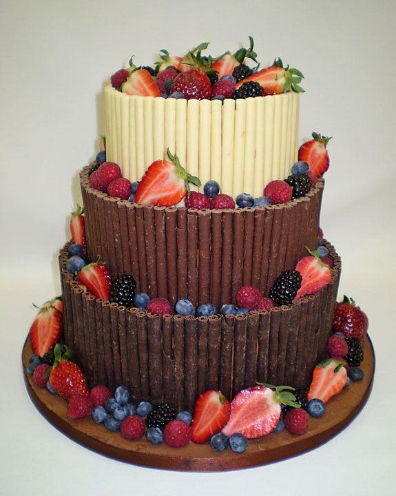 Disney Triple Chocolate Cake Recipe