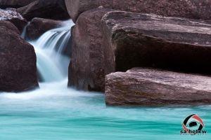 Rearguard Falls, Valemount BC