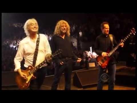 Ann & Nancy Wilson (Heart) - Stairway To Heaven - Kennedy Center Honors Led Zeppelin - YouTube